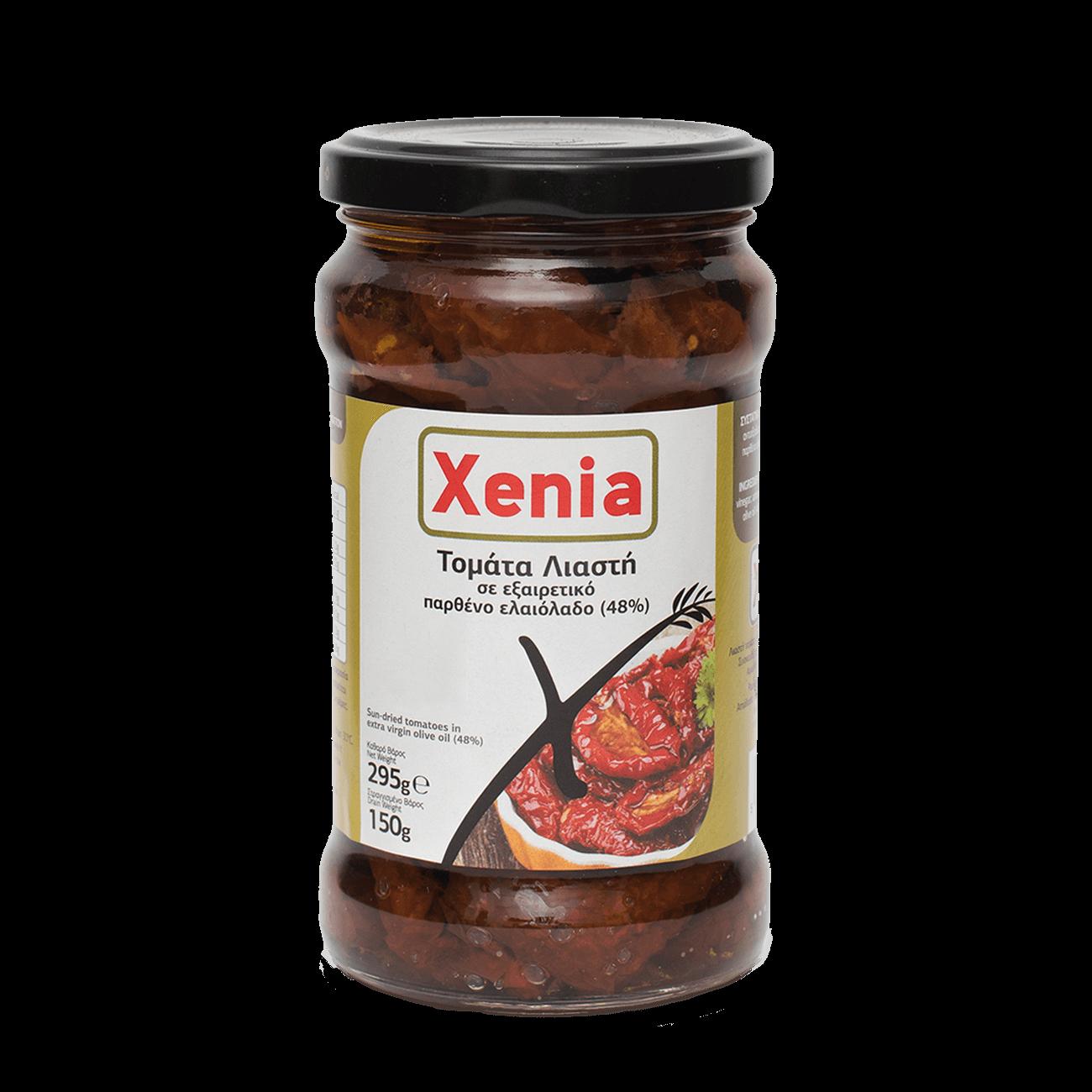 Τομάτα λιαστή ελαιόλαδο Xenia